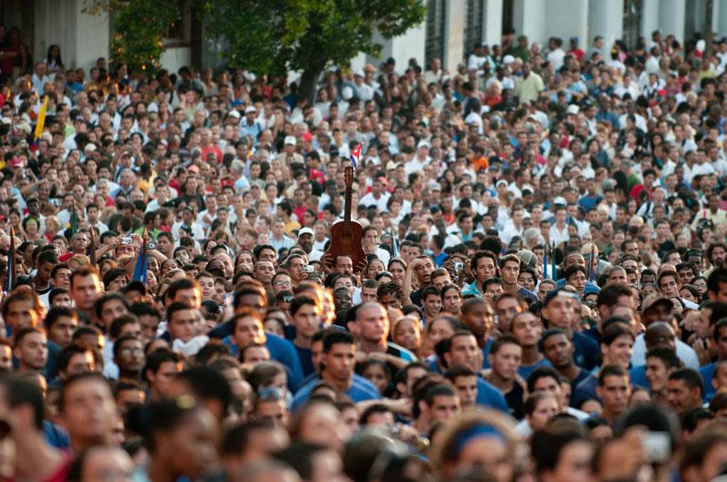 Discurso de Fidel ante los estudiantes de la Universidad de La Habana