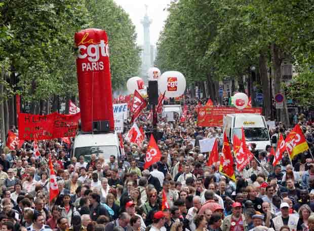 Francia: ¿cómo se lucha en la lucha de clases?