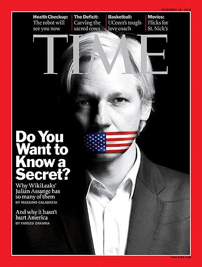 El pecado de Assange, el escándalo de WikiLeaks
