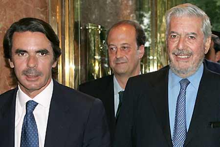 Vargas Llosa y  la revolución en el mundo árabe