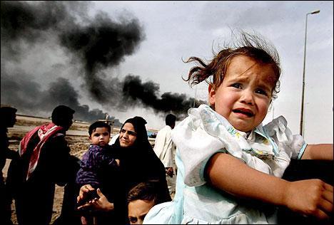 Enviar a la muerte a medio millón de niños «valió la pena», dijo M. Albright