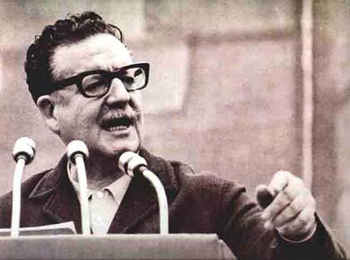 Recordando a un latinoamericano ejemplar: Salvador Allende