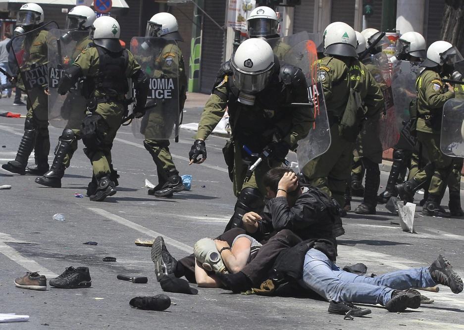 La crisis no es griega, es del capitalismo