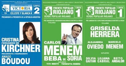 El transformismo en la política argentina.