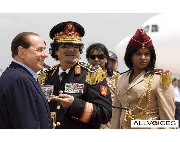 Libia: ¿sangre, sudor y lágrimas?