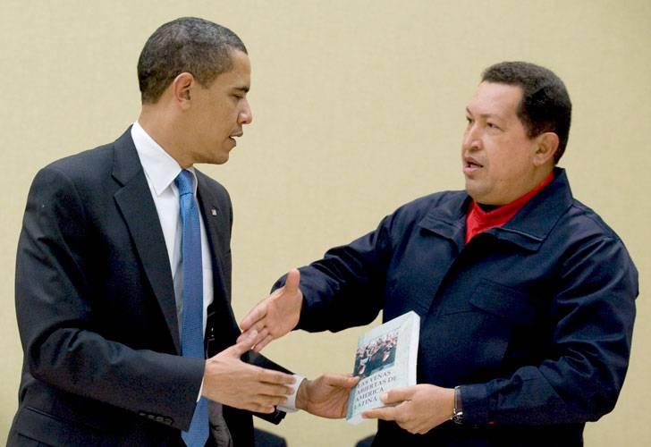 Obama y Chávez: distintas respuestas a la crisis capitalista