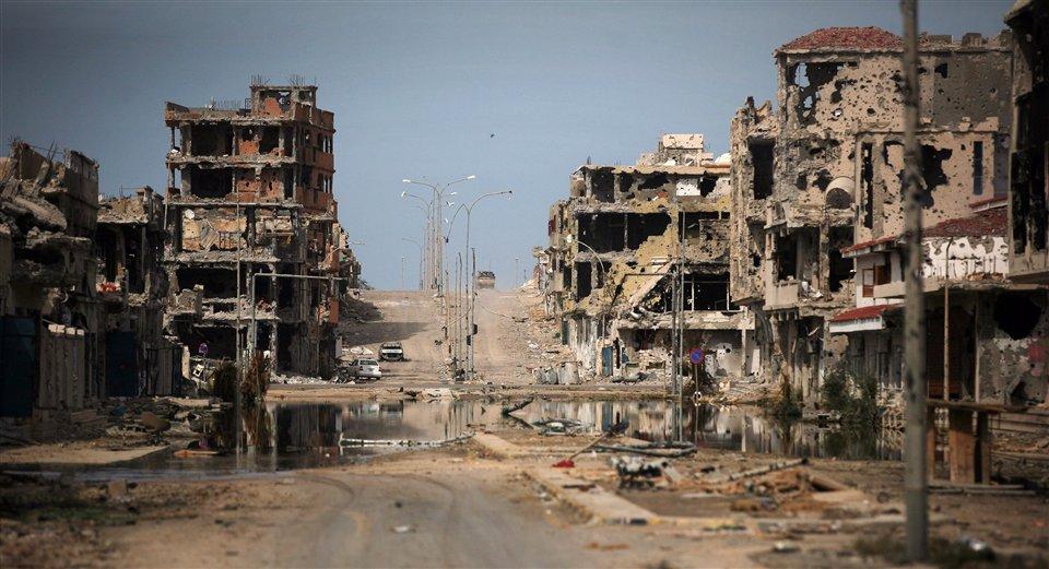 Sepa como la ONU y la OTAN protegió a la población civil en Libia