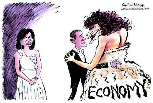 Obama, ¿que feo que haya tanta desigualdad en EEUU?