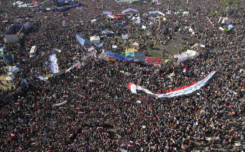 Egipto: un año de revolución