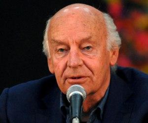 Dos joyitas de Eduardo Galeano