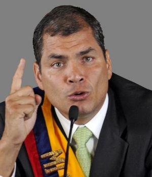Rafael Correa y la libertad de prensa