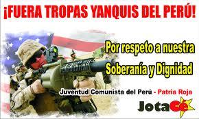 Silenciosa presencia militar de EEUU en el Perú