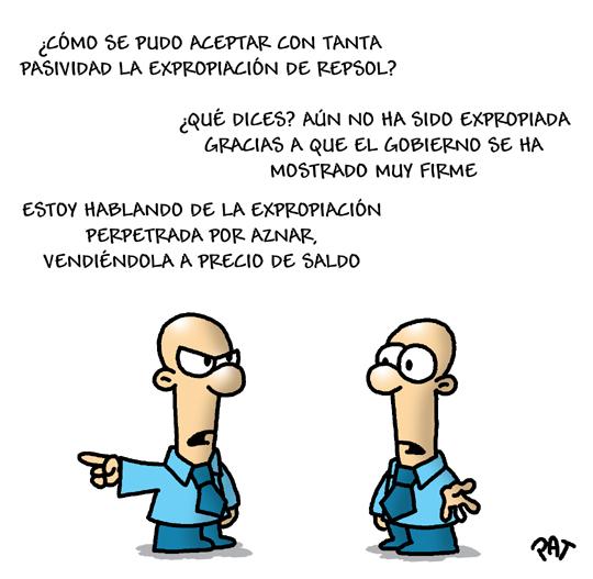 Lúcido análisis de un español que muestra las mentiras sobre Repsol