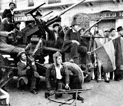 Bolivia: 60 años de la Revolución Nacional del 9 de Abril de 1952