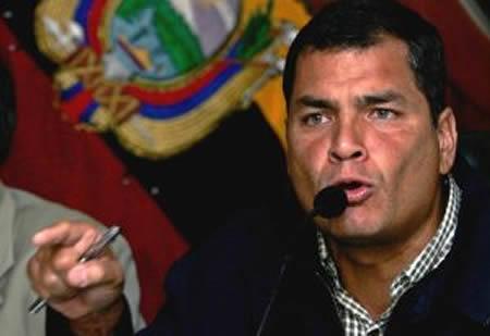 La perversa costumbre del Presidente Correa