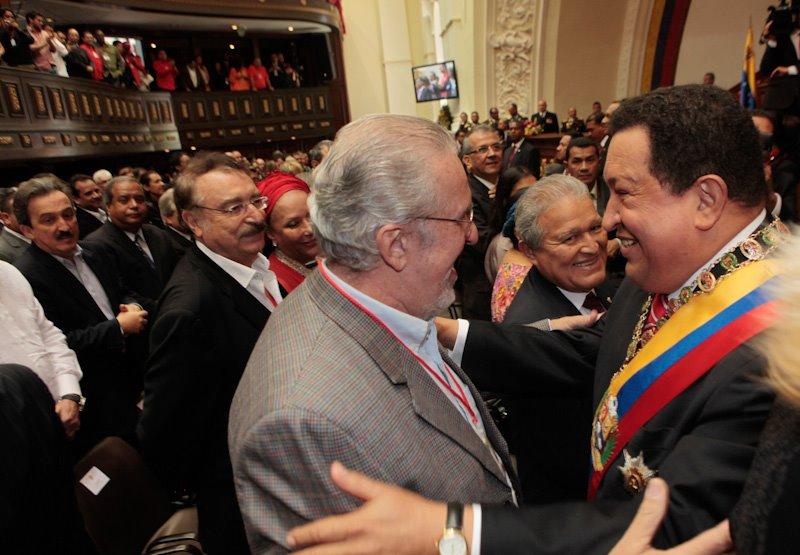 Chávez: se lo vió magníficamente bien hoy …