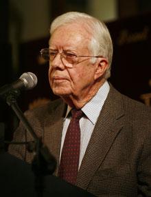 Jimmy Carter: el proceso electoral de Venezuela es el mejor del mundo