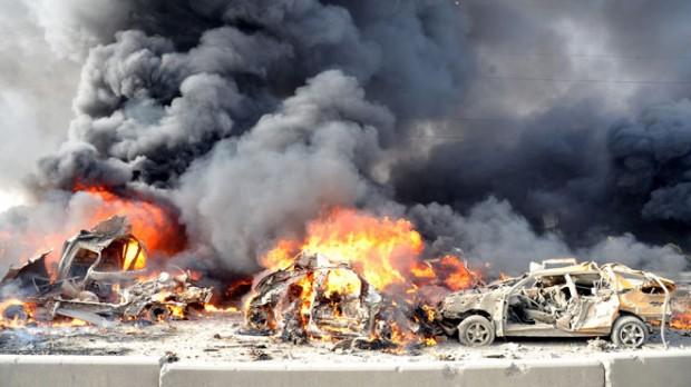 SIRIA: EEUU-AL QAEDA, un pacto entre terroristas