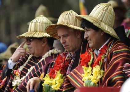 Evo Morales y el magnífico Manifiesto de la Isla del Sol