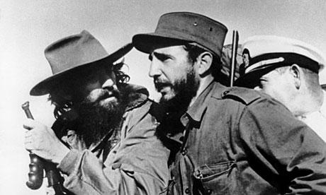Recordando a Camilo Cienfuegos