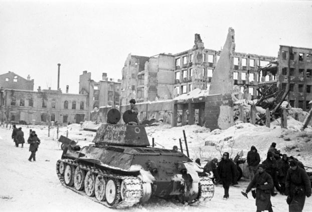 La batalla de Stalingrado y nosotros, hoy.