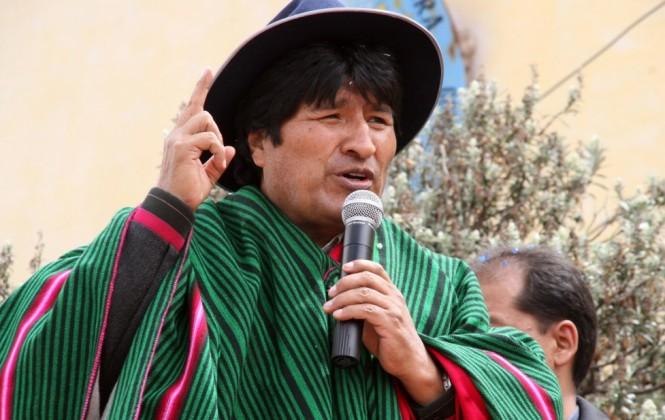Dos notas sobre el futuro político de Bolivia