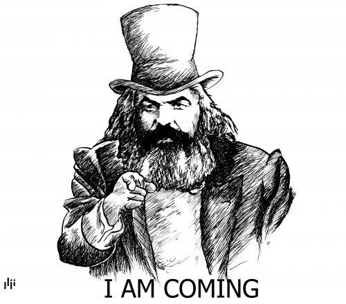 Marx, 130 años de su muerte