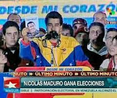 Maduro y una victoria pírrica