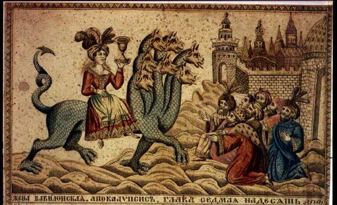 Europa y la puta de Babilonia: aleccionadora actualidad de una historia bíblica