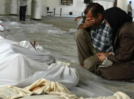 La lenta pero implacable destrucción de Siria