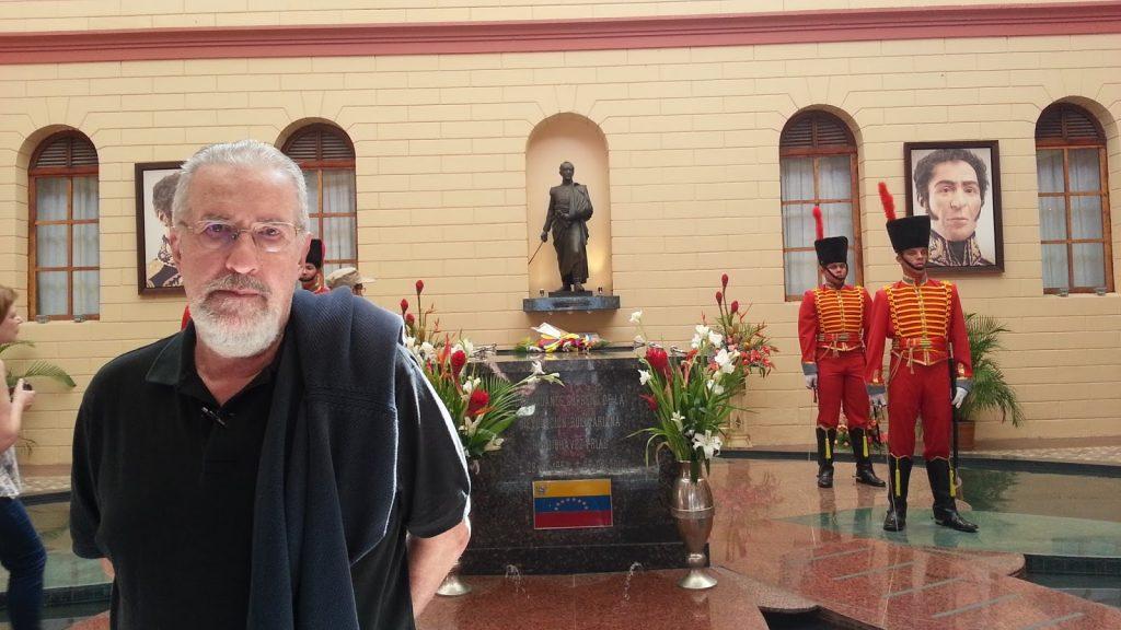 Chávez y Bolívar: un día de furia y dolor
