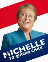 """Bachelet: """"antipolítica"""" + antipartido = gobierno de los mercados"""