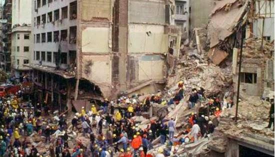 ¿Mataron los servicios israelíes a los terroristas del atentado a la AMIA?