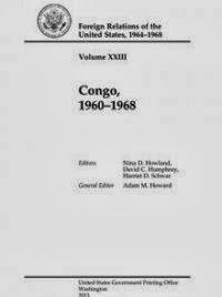 Washington reconoce haber asesinado a Lumumba.