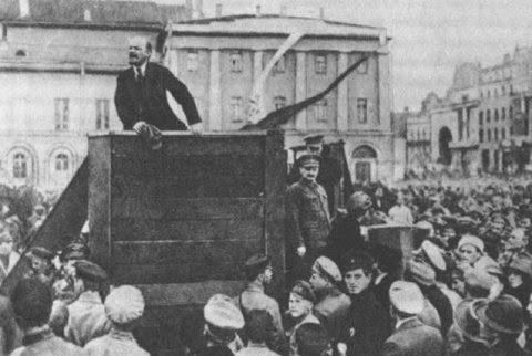 Lenin, a 90 años de su muerte