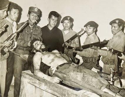 La CIA y el asesinato del Che
