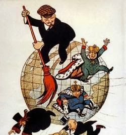 97º Aniversario de la Revolución Rusa