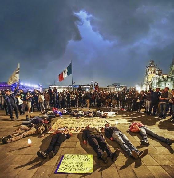 Ayotzinapa: narcotráfico y terrorismo de estado en México