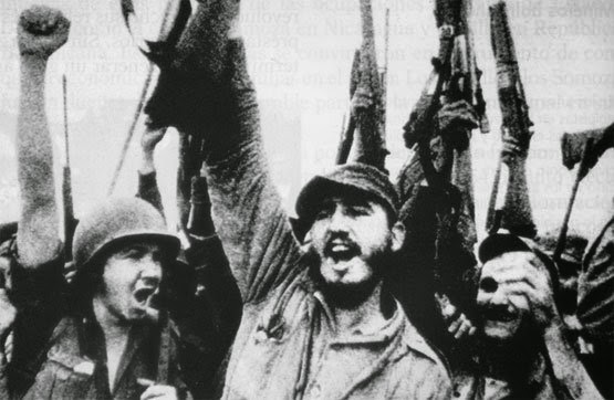 Revolución Cubana: 56 años