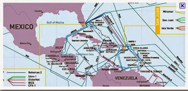 ¿Quién bloquea a quien? Cuba y la Internet