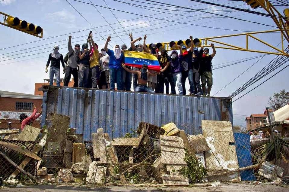 ¿SANCIONES DE EEUU A VENEZUELA? ¡ES EL PETRÓLEO, ESTÚPIDO!