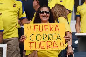 ¡Alerta máxima en Ecuador!