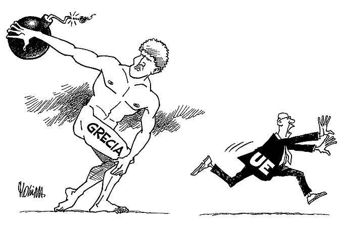 Grecia: capitalismo contra democracia