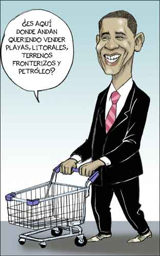 «Obama: time is running out!»