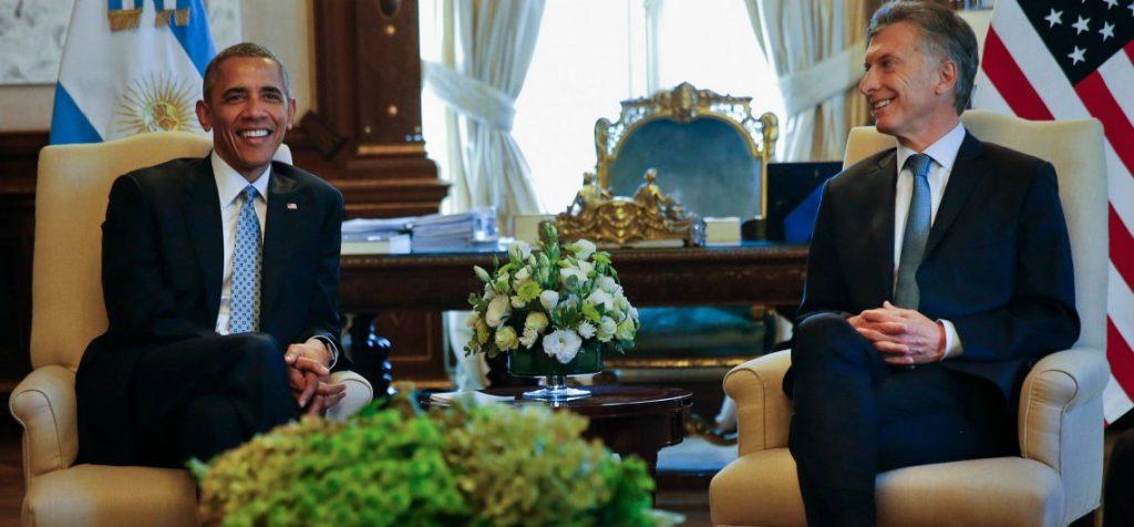 OBAMA EN LA ARGENTINA: ¿Qué fue lo que acordó el gobierno de Macri con el presidente de Estados Unidos?