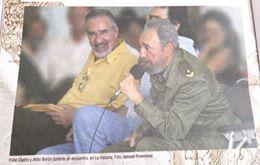 Fidel a los 90 y el homenaje de Verde Olivo
