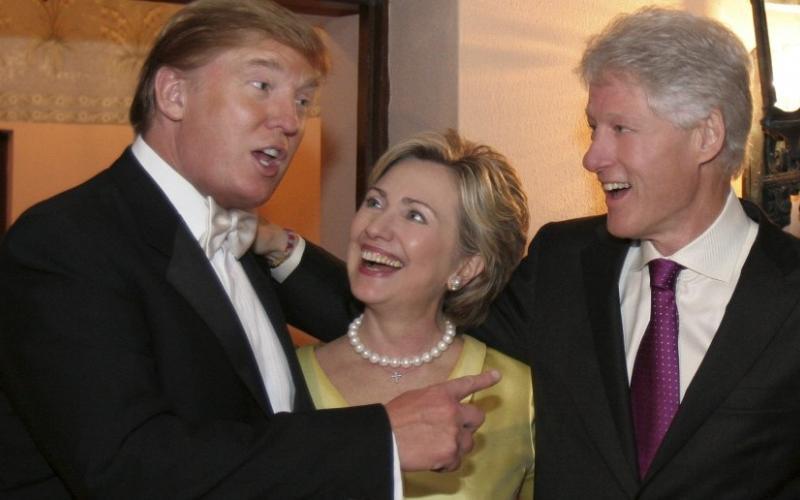 ¿Trump o Hillary?