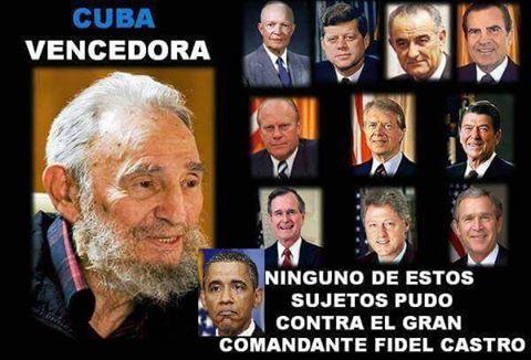 Fidel, el invencible