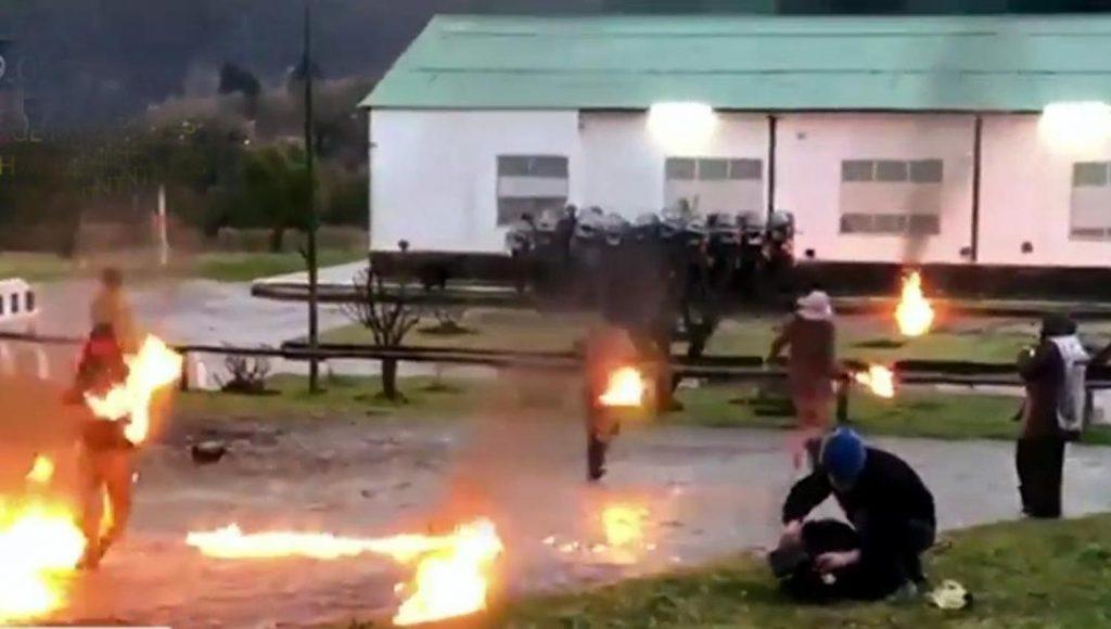 Bombas Molotov: las buenas  y las malas