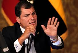 ECUADOR:  LA NUEVA BATALLA DE AYACUCHO